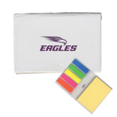Micro Sticky Book-Eagles with Head