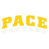 Extra Large Decal-Arched Pace Setters, 18 inches wide