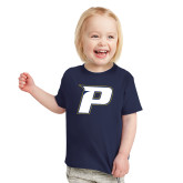 Toddler Navy T Shirt-P
