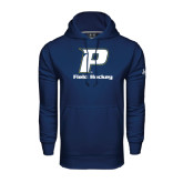 Under Armour Navy Performance Sweats Team Hood-Field Hockey