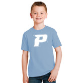 Youth Light Blue T Shirt-P