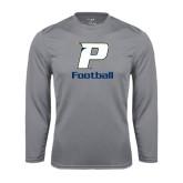 Performance Steel Longsleeve Shirt-Football