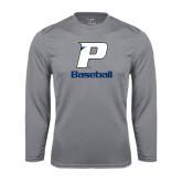 Performance Steel Longsleeve Shirt-Baseball
