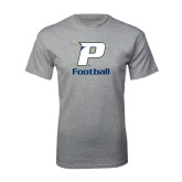 Grey T Shirt-Football