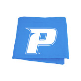 Light Blue Sweatshirt Blanket-P
