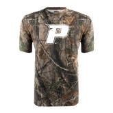 Realtree Camo T Shirt-P