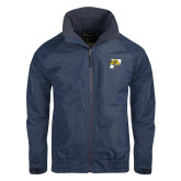 Navy Charger Jacket-P w/T-Bone