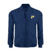 Navy Players Jacket-P w/T-Bone