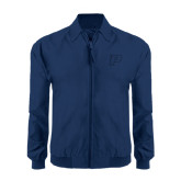 Navy Players Jacket-P