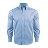 Red House Light Blue Plaid Long Sleeve Shirt-P