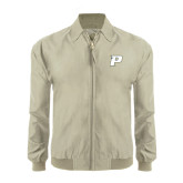 Khaki Players Jacket-P