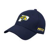 Navy Heavyweight Twill Pro Style Hat-P w/T-Bone