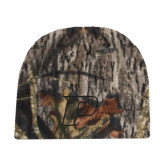 Mossy Oak Camo Fleece Beanie-P