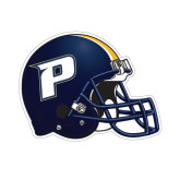 Football Helmet Magnet-P, 11 1/2 in W X 8 3/4 in H