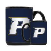 Full Color Black Mug 15oz-P