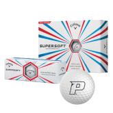Callaway Supersoft Golf Balls 12/pkg-P