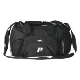 High Sierra Black Switch Blade Duffel-P