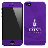 iPhone 5/5s/SE Skin-Paine College Mark