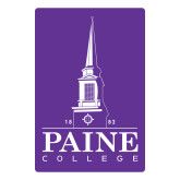 Large Decal-Paine College Mark, 12 inches wide