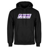 Black Fleece Hoodie-Paine College Lions