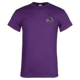 Purple T Shirt-Primary Mark