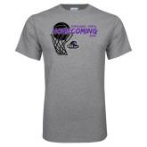 Grey T Shirt-Homecoming 2018