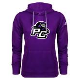 Adidas Climawarm Purple Team Issue Hoodie-Lion PC