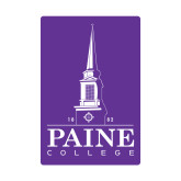 Small Magnet-Paine College Mark, 6 inches wide