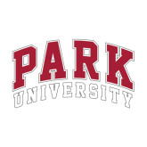 Medium Decal-Park University Arched Collegiate