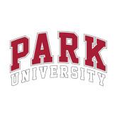 Medium Decal-Park University Arched Collegiate