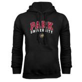 Black Fleece Hoodie-Park University Arched