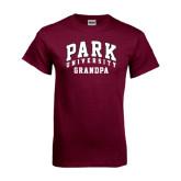 Maroon T Shirt-Grandpa