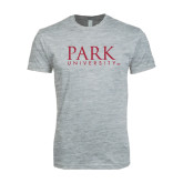 Next Level SoftStyle Heather Grey T Shirt-University Mark
