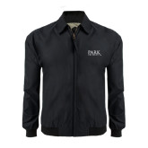 Black Players Jacket-University Mark
