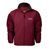 Maroon Survivor Jacket-University Mark