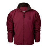 Maroon Survivor Jacket-Official Logo