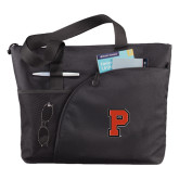 Excel Black Sport Utility Tote-P