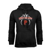 Black Fleece Hoodie-Graphics in Ball