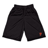 Russell Performance Black 10 Inch Short w/Pockets-P