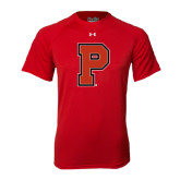 Under Armour Red Tech Tee-P