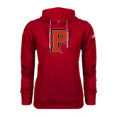 Adidas Climawarm Red Team Issue Hoodie-P