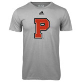 Adidas Climalite Sport Grey Ultimate Performance Tee-P