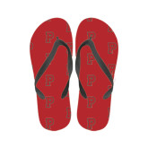 Full Color Flip Flops-P