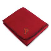 Red Arctic Fleece Blanket-P