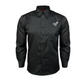 Red House Black Long Sleeve Shirt-Pacific University Oregon w/Boxer