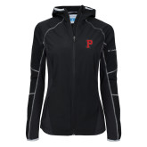 Columbia Ladies Sweet As Softshell Black Jacket-P