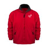 Red Survivor Jacket-Pacific University Oregon w/Boxer