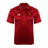 Adidas Climalite Red Jaquard Select Polo-P