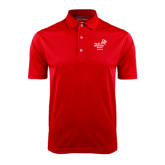 Red Dry Mesh Polo-Pacific University Oregon w/Boxer