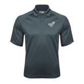 Charcoal Dri Mesh Pro Polo-Pacific University Oregon w/Boxer
